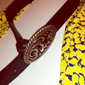Country buckled Belt Size Small US